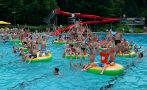 Aktivitäten  FVFNB 2016 Pool Party Neubeckum 1