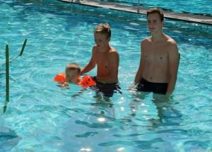 Wasser Kibaz Don Bosco mit Schwimmvereinen 4