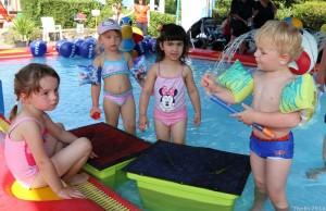 Wasser Kibaz Don Bosco mit Schwimmvereinen 8 a